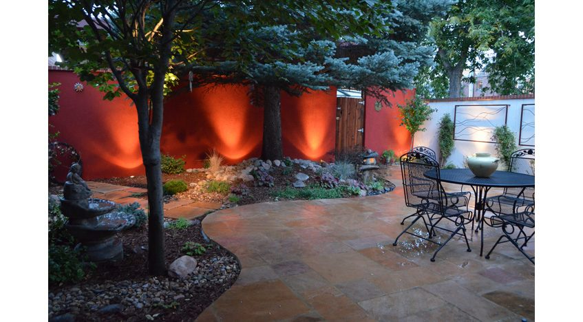 14039 Denver Highlands Courtyard with Flagstone Patio 30037