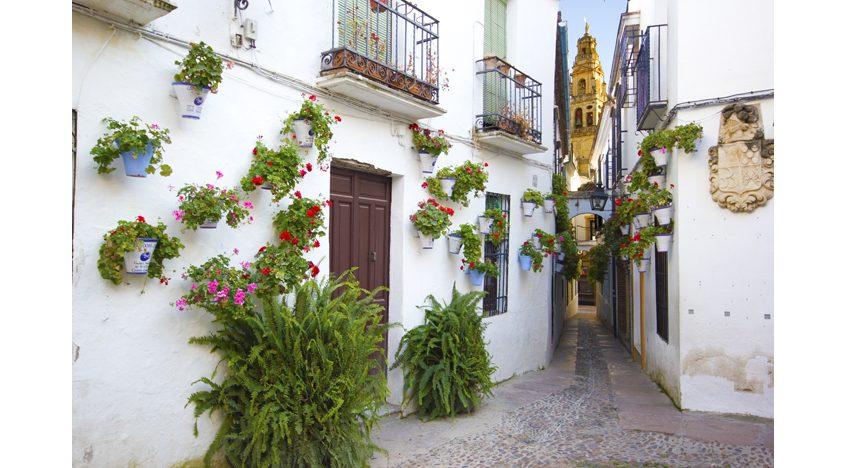Фотообои Улица Кордовы. Испания