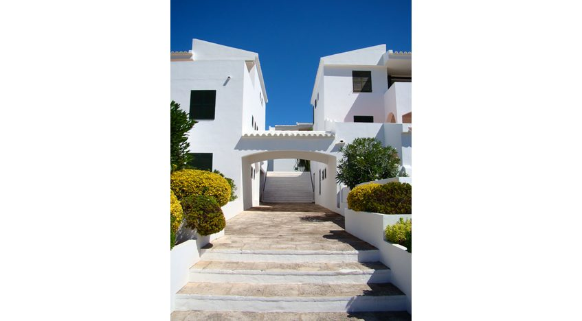 Фотообои Дома в Греции