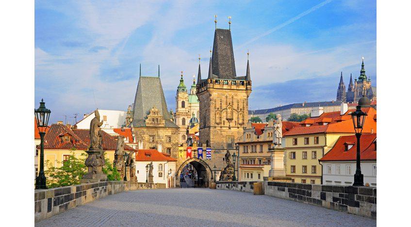 Фотообои Карлов мост, Прага