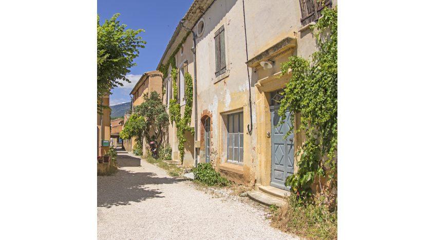 Фотообои Улица в Провансе. Франция
