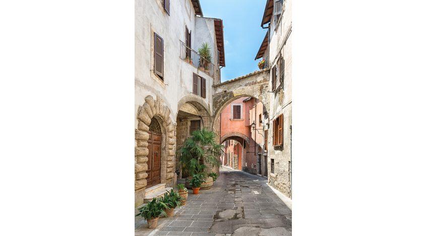 Фотообои Дворик в Тоскане