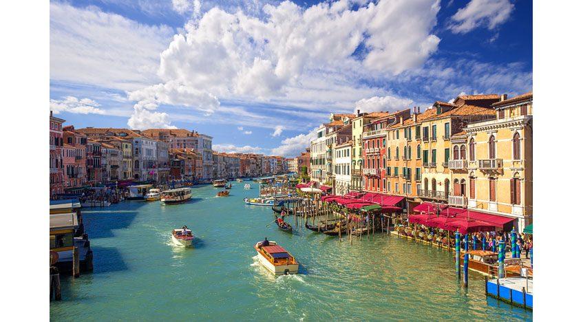 Фотообои Гранд-канал, Венеция