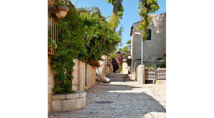 Фотообои Площадь старого Иерусалима