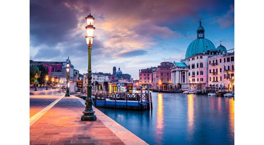Фотообои Церковь Сан-Симеон-Пикколо, Венеция