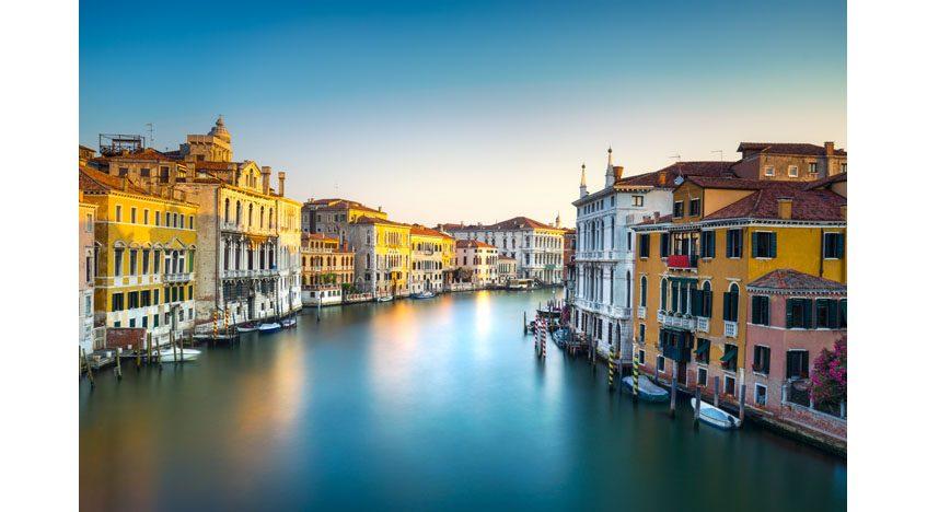 Фотообои Вечерний Гранд-канал, Венеция